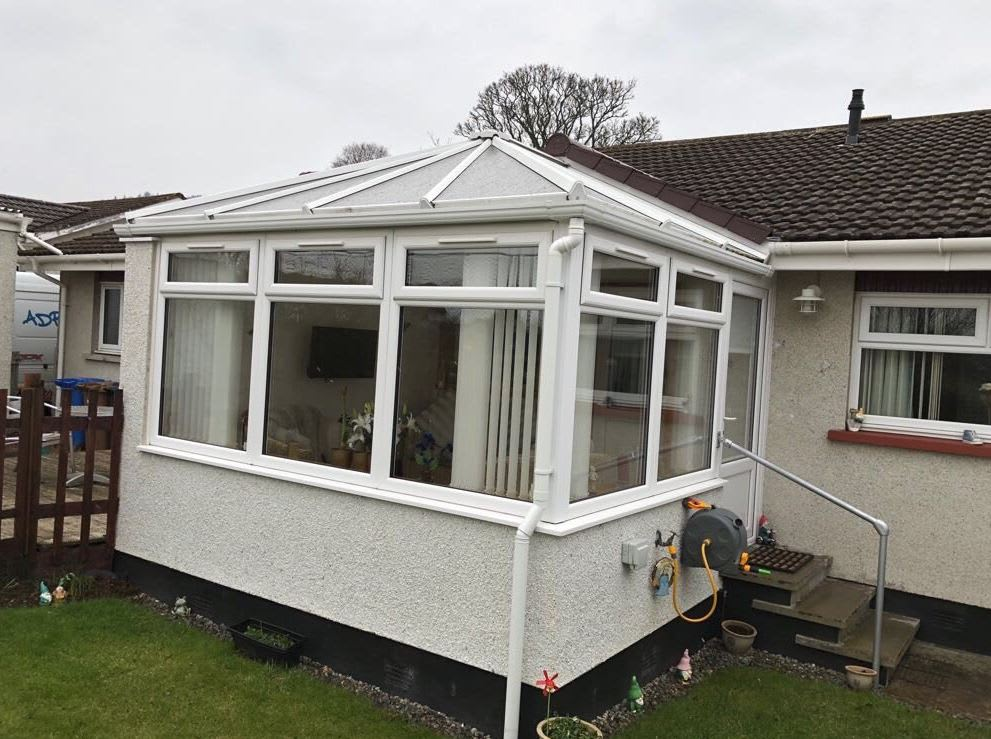 bungalow conservatory